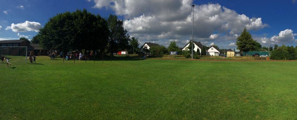 Sportplatz Leinde