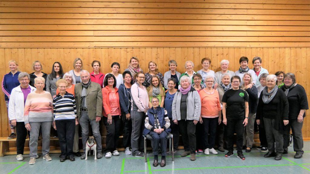 50 Jahr Feier  Frauen I