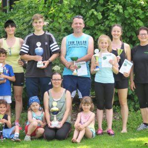 Siegerehrung Sportabzeichenverleihung 02.06.2019