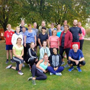 workshop functional training am 15.09.2019