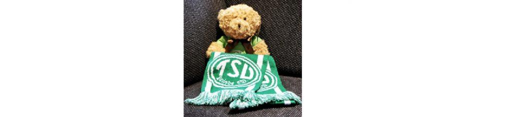 der TSV Schal ist erhältlich